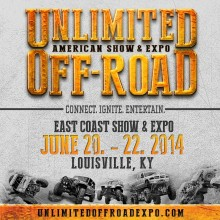 Unlimited Off Road Expo 220x220 This Weekend Hosts the First Ever 2014 Unlimited Off Road American Show & Expo