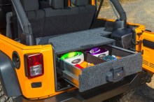 arb drawer 220x146 Jeep JK Unlimited   ARB Roller Drawer & Roller Floor Storage Solution