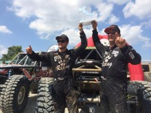 King of the Mountain 220x165 Lucky Dog Racing Levi Shirley and Brian Shirley Crisscross the Ocean Twice to Race Five Ultra4 Races Within Four Months