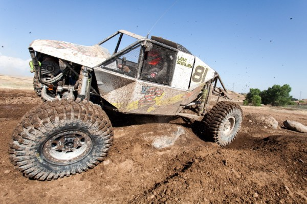 Levi Shirley SSIFS Thom Kingston Spidertrax 600x399 Lucky Dog Racing Levi Shirley and Brian Shirley Crisscross the Ocean Twice to Race Five Ultra4 Races Within Four Months
