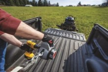 Drill Winch Action 001 300x200 220x146 Warn Industries Introduces a New Portable Winch Powered by a Handheld Power Drill