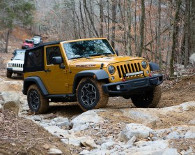 Rugged Ridge Trail Access Program - Jeeps on Trail