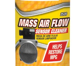 2520 Mass Air Flow Sensor Cleaner