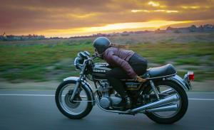 Sunset-Ride