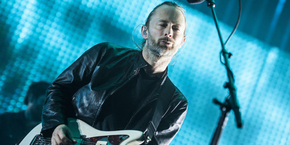 ¿Radiohead hace las paces con 'Creep'? No del todo pero así sonó ayer en vivo: