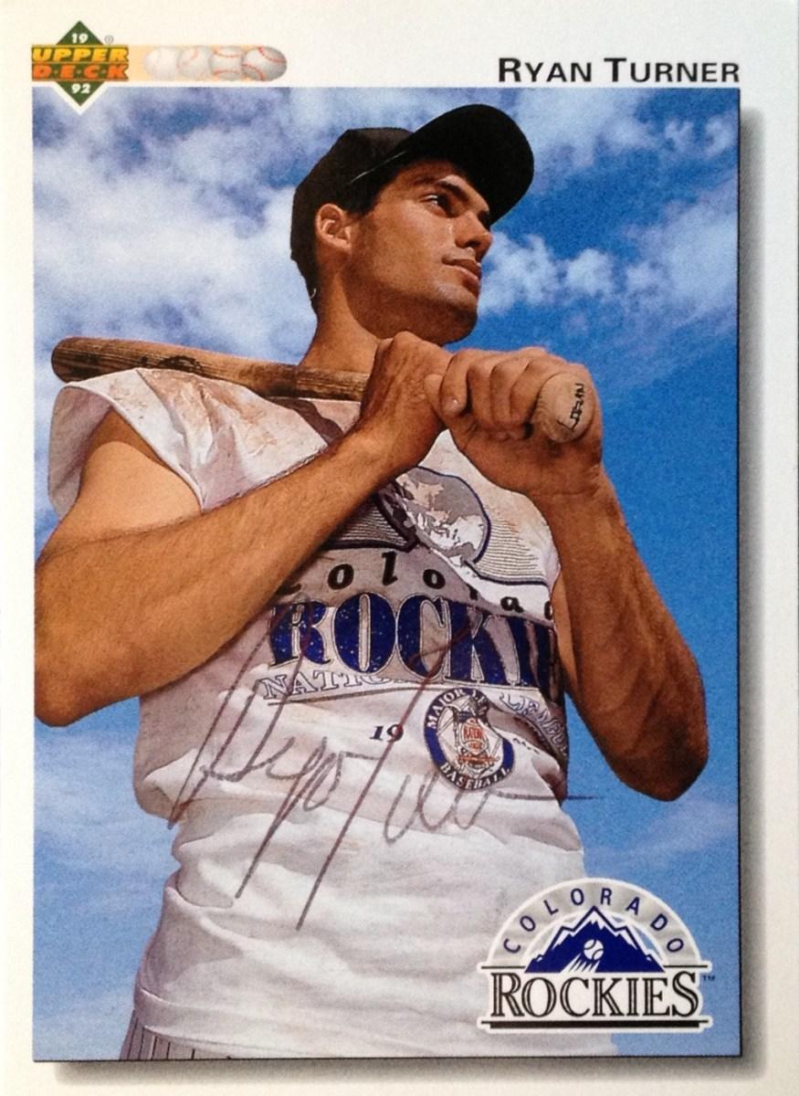 Baseball Card Collector's Corner