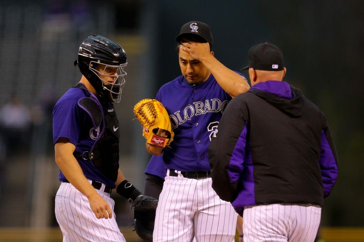 What's Wrong with the Rockies' Starting Pitching?