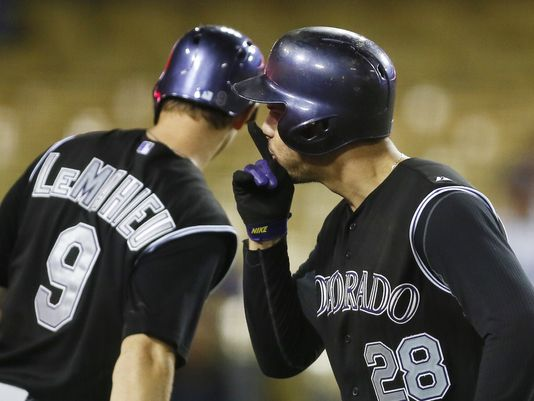 Why Nolan Arenado Should Win the MVP...and Why He Won't.