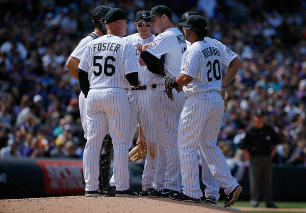 Rockies Pitching with Steve Foster