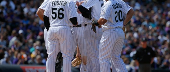 Steve+Foster+Chicago+Cubs+v+Colorado+Rockies+3AIZANwT15gl