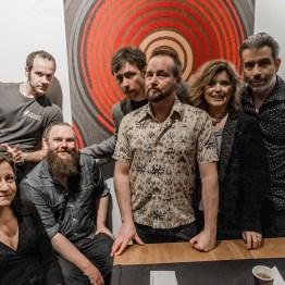 Gisela Zeime, Pierre Mathisson, Johan Rünow, Tobias Persson, Tomas Högblom, Tutti Blixt, Mats Olausson