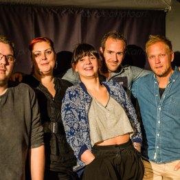 Jonathan Brynielsson, Therese Sandin, Vilska Lindgren, Pierre Mathisson, Thomas Järvheden