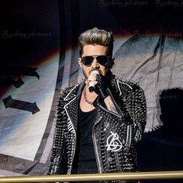 Queen, Adam Lambert srf 16-3505