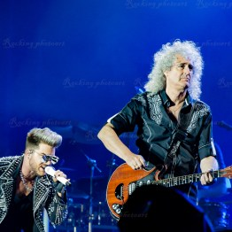 Queen, Adam Lambert srf 16-3517