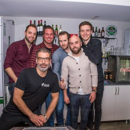 Robin Paulsson, Joaquim Nicander, Pierre Mathisson, Hampus Algotsson, Mats Olausson, Marcus Bengtsson