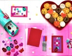 Valentine's Day Crafting Party For Kids