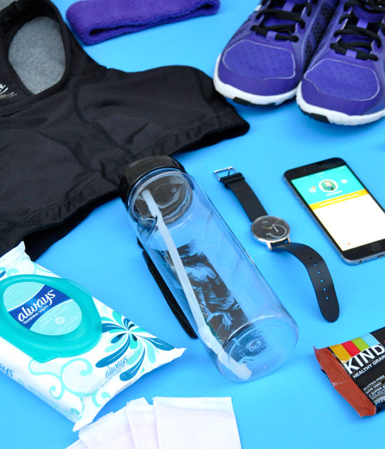 7 Things You Should Have In Your Gym Bag