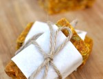 Pumpkin Flax Breakfast Bars