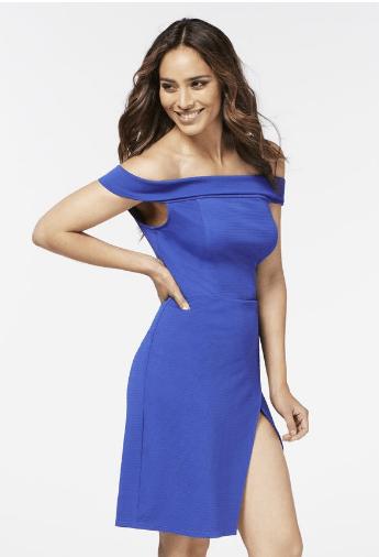 cs blue dress