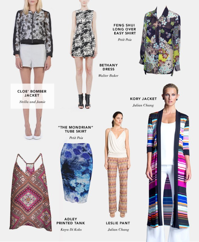 mixing prints, mix prints, fashion, walter baker, single dress, zindigo, rockinrobin, giftcard