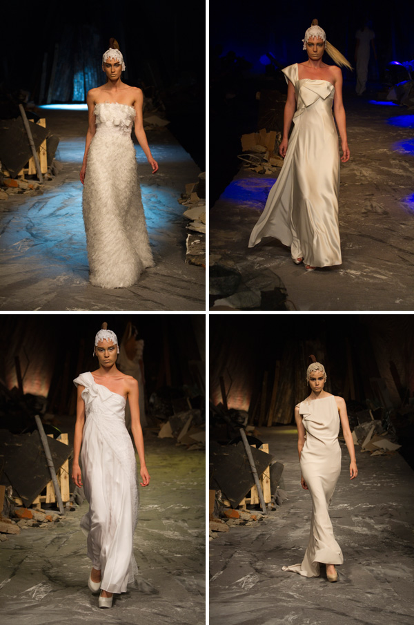 David Fielden Bridal New Collection 1 The Future Of Bridal Fashion?