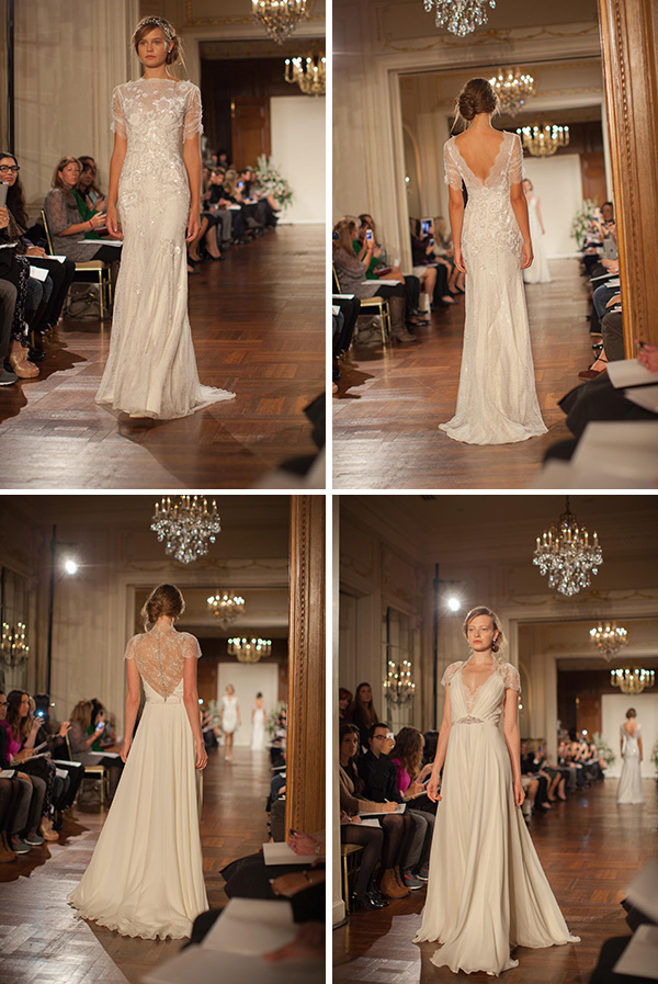 01 mimosa dentelle Jenny Packham Bridal Collection 2013