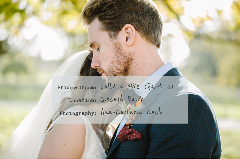 Wedding inspiration - Magazine cover