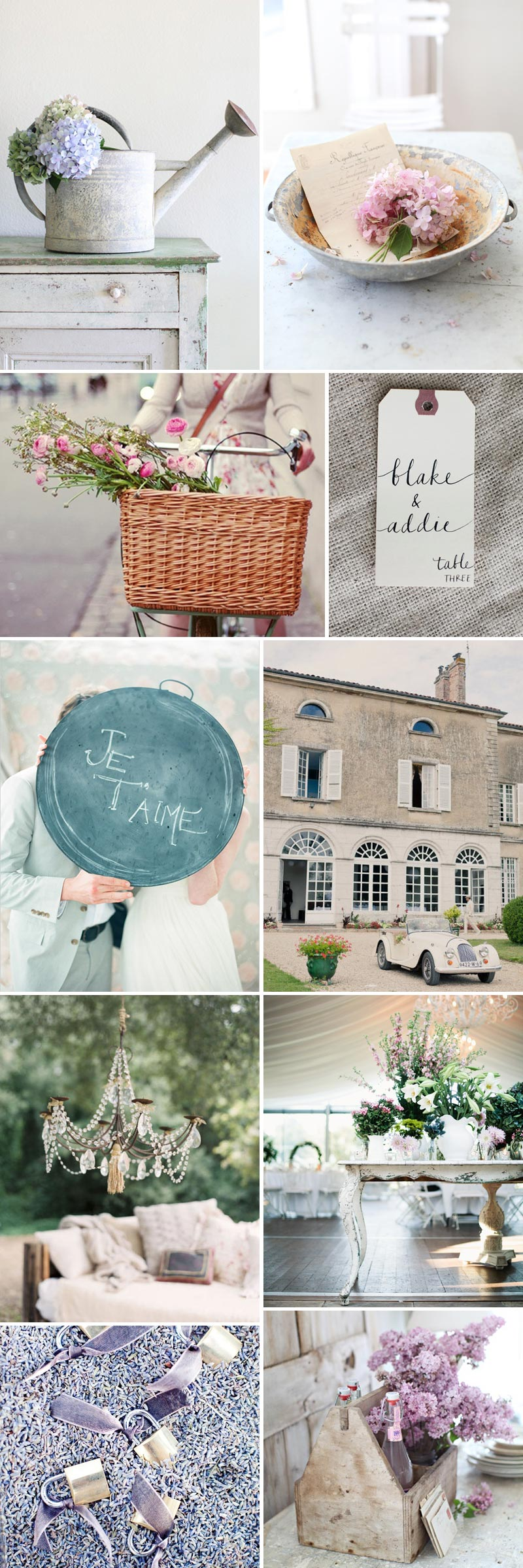 Campagne Chic En Provence.