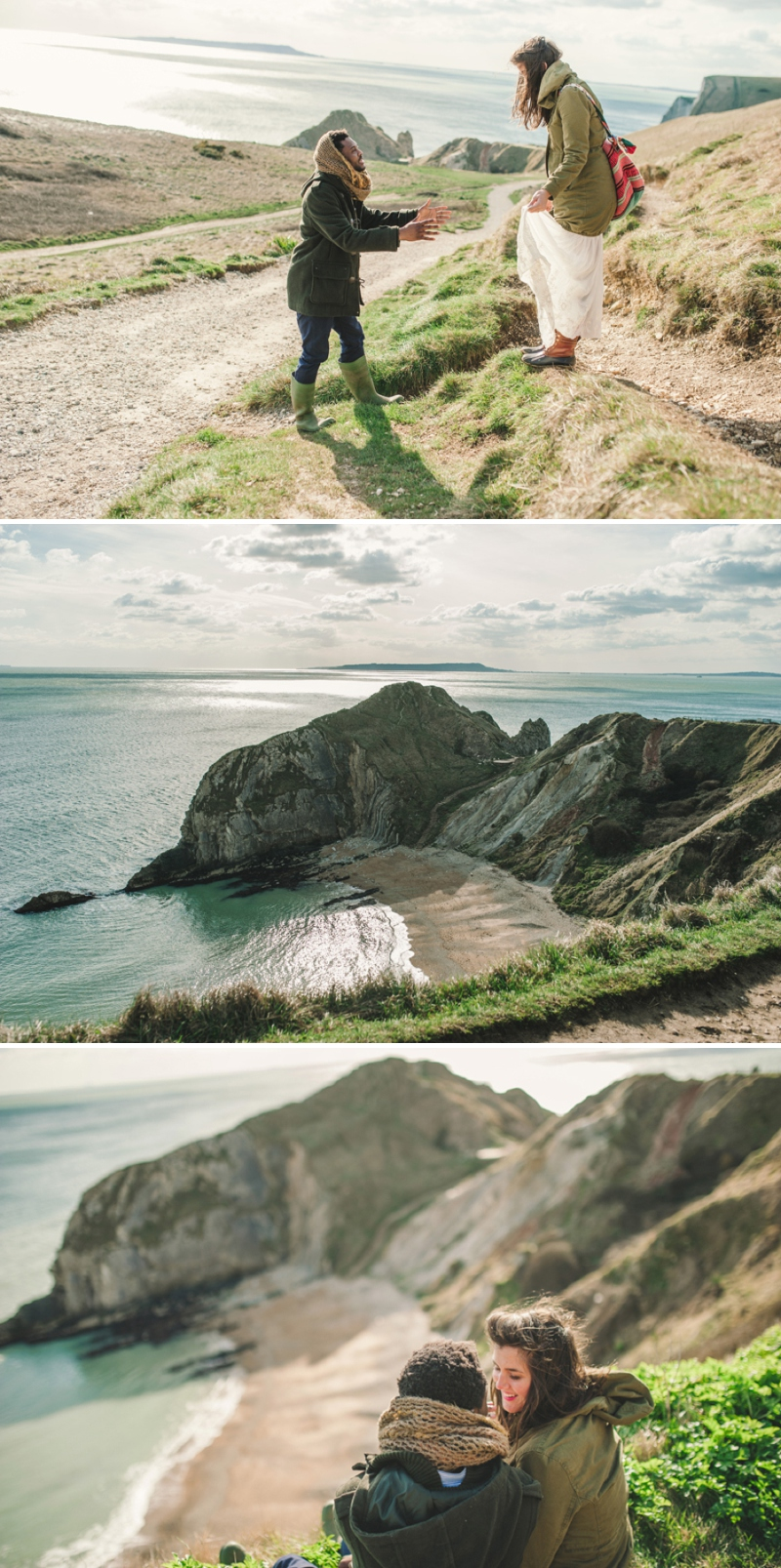 A coastal engagement shoot by Rebekah Murray 0561 A Magical Day.