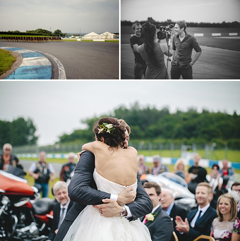 Behind The Scenes BBC3 Dont Tell The Bride Season 7 Episode 12 Luke And Jess Motorbike mad Luke plans a high octane wedding his traditional bride Jessica wont forget. 0001 Dont Tell The Bride