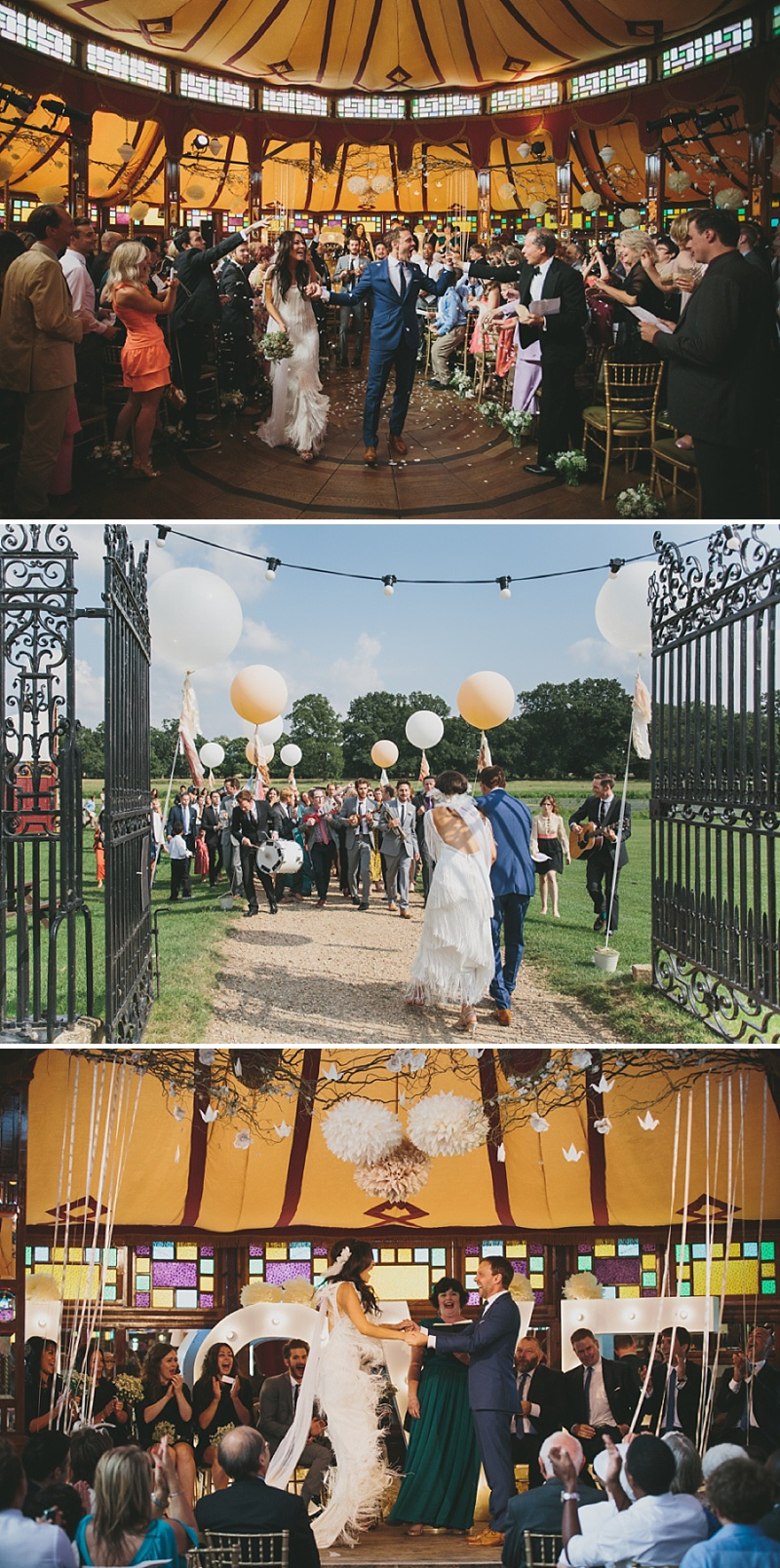 A Great Gatsby Woodstock themed wedding at Stanford Hall with a bridal gown from Blackburn Bridal Couture 0038 Woodstock Meets The Great Gatsby.