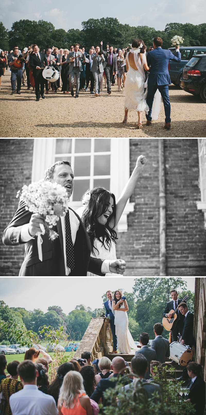 A Great Gatsby Woodstock themed wedding at Stanford Hall with a bridal gown from Blackburn Bridal Couture 0039 Woodstock Meets The Great Gatsby.