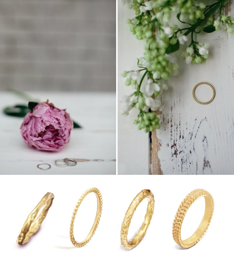 Collection Of Bespoke Wedding Rings From Scottish Jewellery Designer Alison Macleod With Images From Caro Weiss 0 Recommended   Alison Macleod Jewellery.