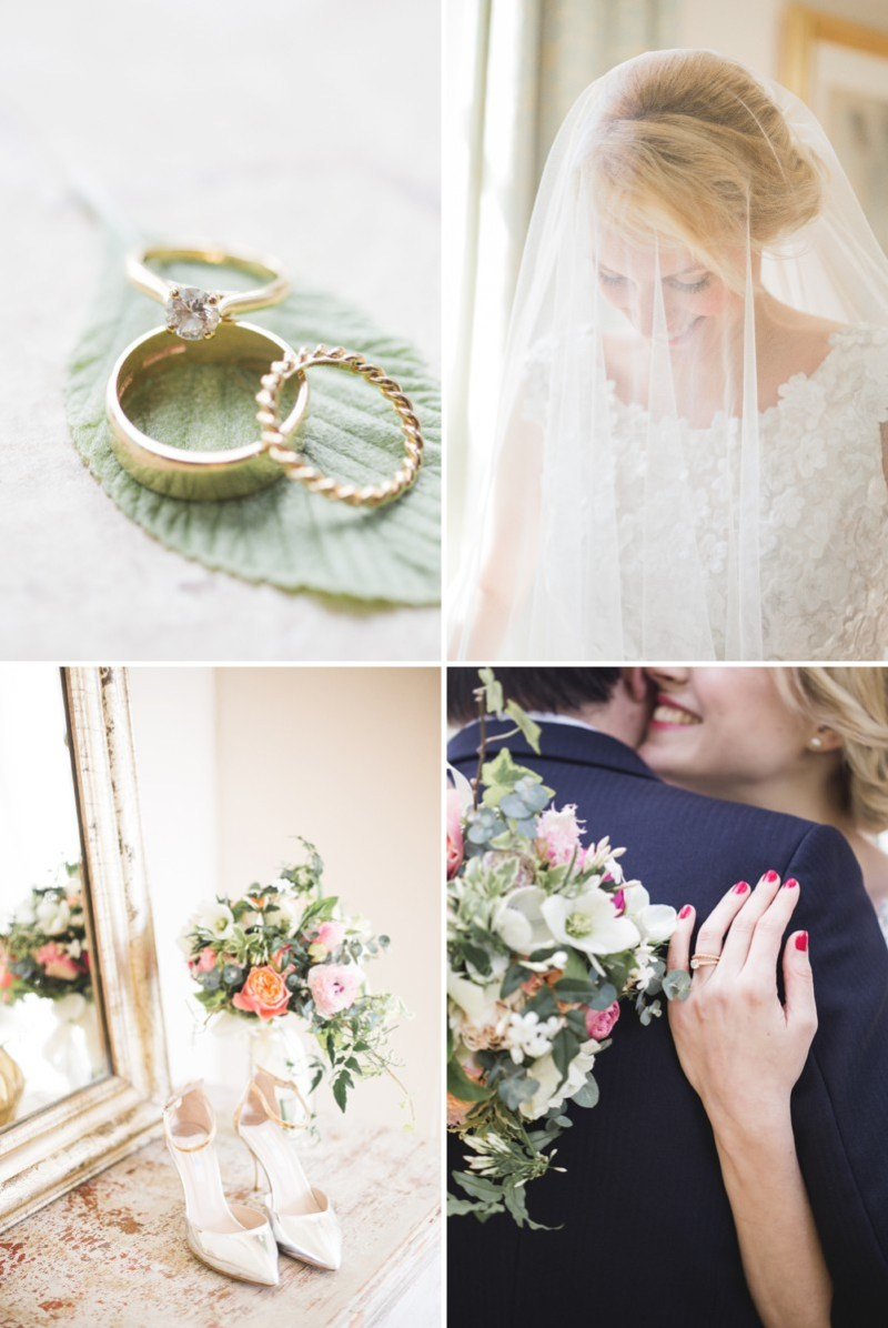 An Elegant English Wedding At The Matara Centre In The Cotswolds With A Bespoke Jenny Lessin Wedding Skirt and Top And Hot Pink Bridesmaid Dresses And A Gin And Tonic Cocktail Bar By MJ Photography. 0001 The Most Perfect G&T.