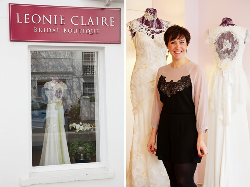 Nestled in the heart of central Brighton Leonie Claire is a designer boutique showcasing a stunning collection of bridal gowns and accessories. 0001 RMW Rates   Leonie Claire Bridal Boutique