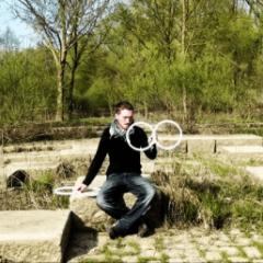 Amelymeloptical illusion