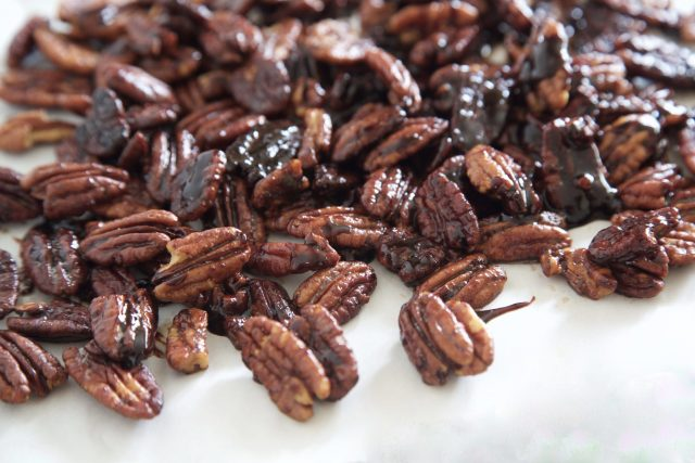 Candied Pecans | Rockwell