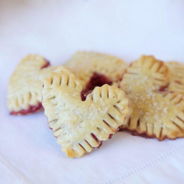 Something Sweet: Handheld Heart Pies | Rockwell