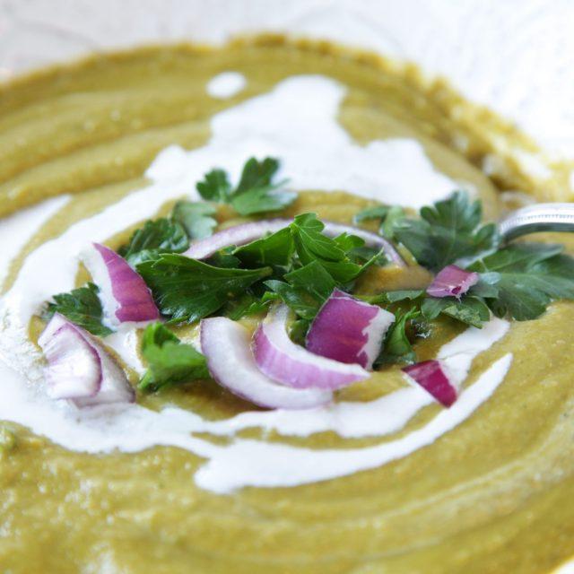 Vegan White Bean Vegetable Soup | Rockwell
