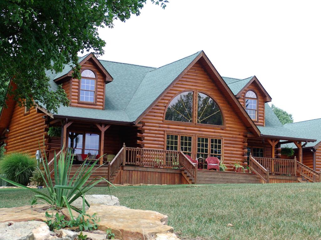 Fullsize Of Honest Abe Log Homes