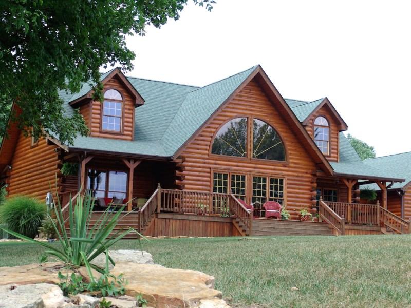 Large Of Honest Abe Log Homes