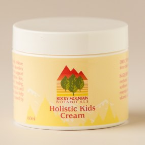 Holistic Kids Cream by Rocky Mountain Botanicals