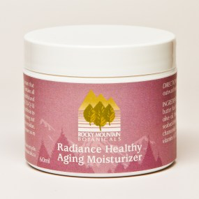 Radiance Healthy Aging Moisturizer by Rocky Mountain Botanicals