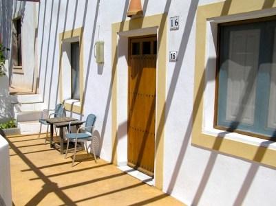 Casa Pequeña - neue Terrasse