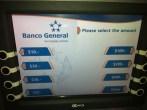 Sacar Dinheiro Banco General