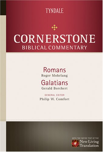 Romans commentary roger mohrlang romans commentary cover sciox Gallery