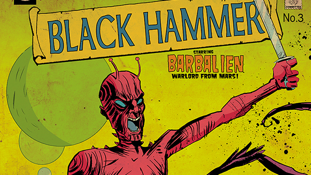 Black Hammer #3 Review