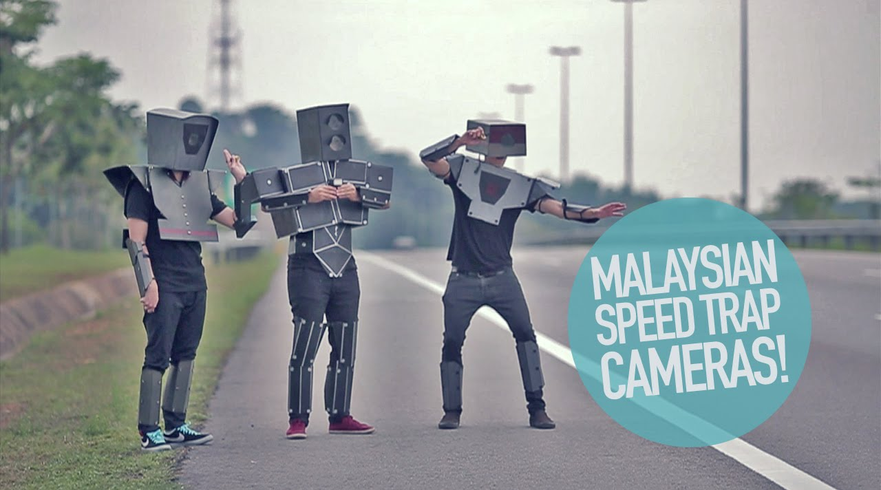 Malaysian Speed Trap Camera Locations