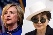 The Hillary Clinton Affair With Yoko Ono Debunked