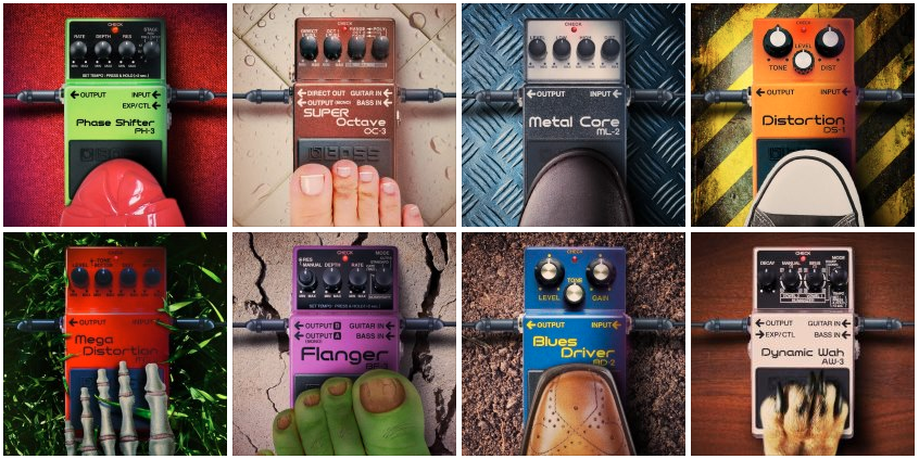 dating boss effects pedals